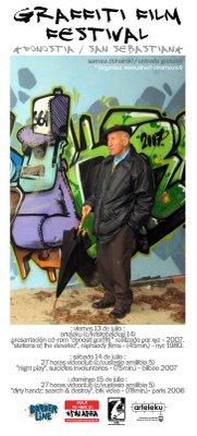 Graffiti film festival