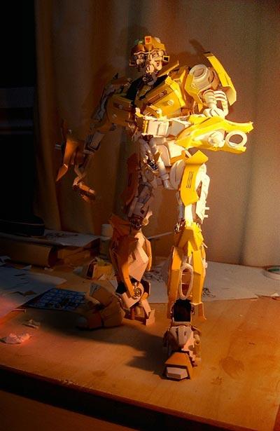 Transformer de papel