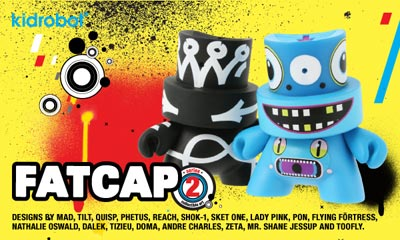 Fatcap series 2