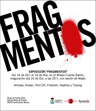 Fragmentos: Kraser, Seal, Poli124, Firebirth y Tresorg