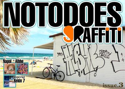 Notodoes Graffiti
