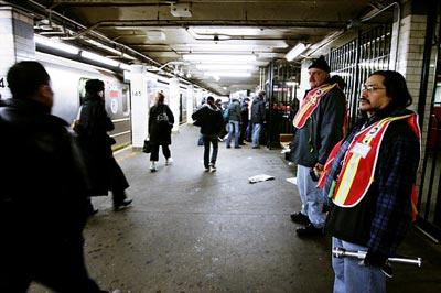NYC Transit Squad