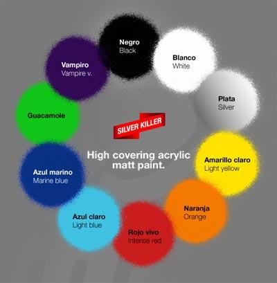 Nitro 2G Colors