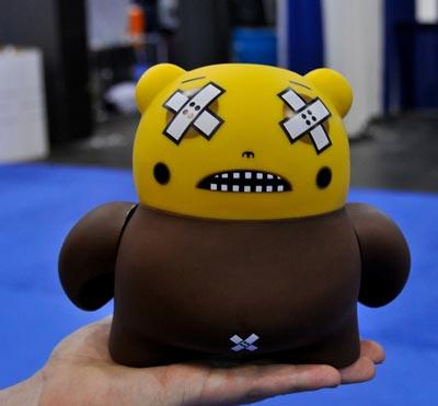 Teddy Trooper de Dalek