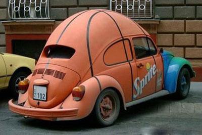 Escarabajos personalizados