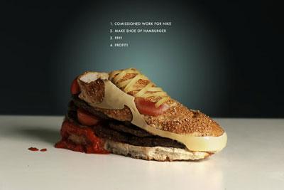 Nike Burguer