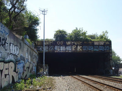 Freedom Tunel de New York