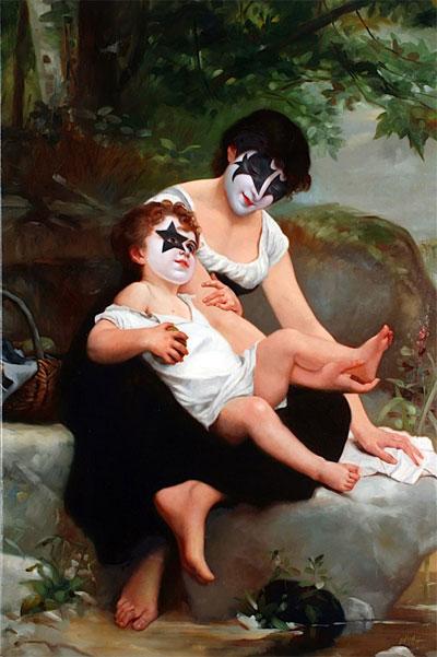 La historia secreta de Kiss