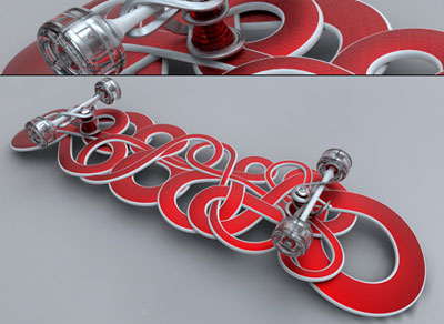 tabla de skateboard