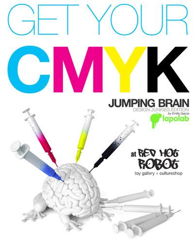 Jumping Brain CMYK