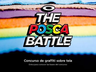 Concurso Textil con Posca