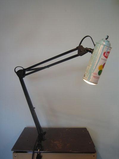 Lampara spray