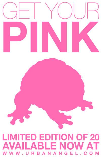 Jumping Brain pink