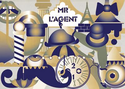 Monsieur L'agent