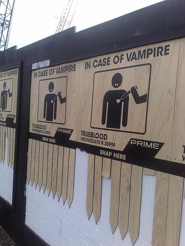 True Blood   En caso de vampiro