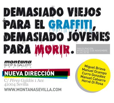 Montana Sevilla estrena nuevo espacio
