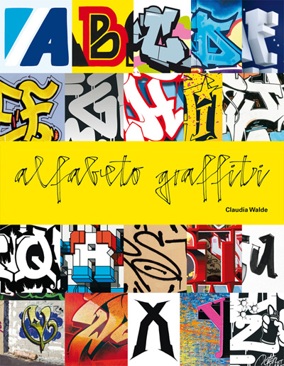 abecedario en graffiti. el abecedario en graffiti.